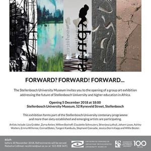 The Forward art exhibition